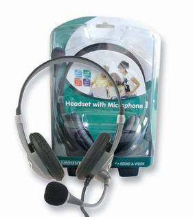 Eminent Headset met microfoon