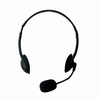 Ewent Headset Stereo With microphone