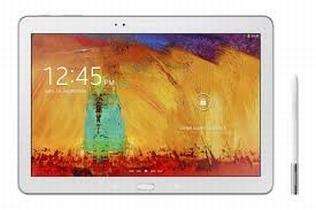 Samsung Galaxy Tab4 10.1 Wi-Fi White