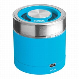 Sweex Bluetooth Draagbare Speaker Blauw