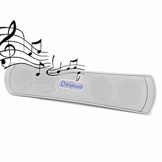 Portable active Bluetooth Music Player