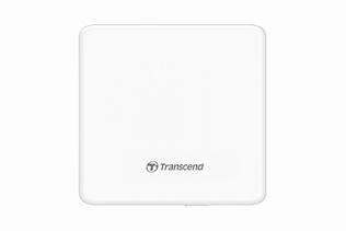 Transcend DVD 8x External Slim USB 2.0 White