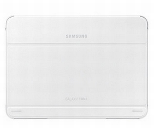 Samsung Book Cover Tab4 10.1 white