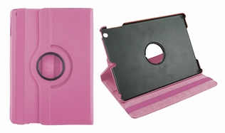 360 Rotation Protect Case IPad Air 2 roze