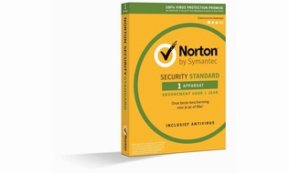 Symantec Norton Security Standaard 1PC 1 jr