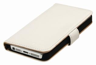 Konig Smartphone Case Wallet iPhone 5/5S wit