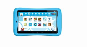 Kurio Tab Advance Telekids Blauw of Roze 16GB