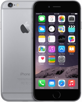 Apple iPhone 6 Zwart