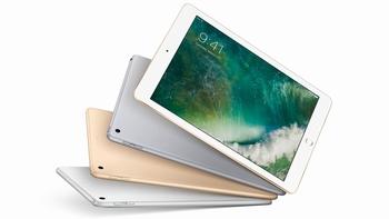 Apple iPad WiFi 32GB 2017 met hoes