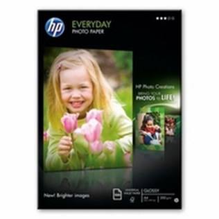 HP photopapier Everyday 170g/m2 100st.