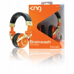 KNG HEADPHONES BRAINWASH