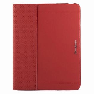 Sam iPad Mini Red Punched