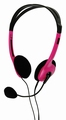 Basic XL Headset Pink