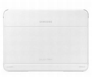 Samsung Book Cover Tab4 10.1 white