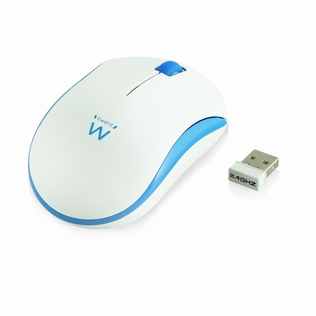 Ewent Wireless Optical Mouse 1000dpi Nano receiver