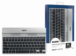 Sweex Bluetooth Tablet Keyboard for Android
