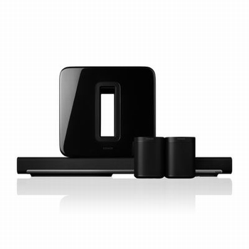 Sonos Surround-sound Pakket met Playbar en Play:1