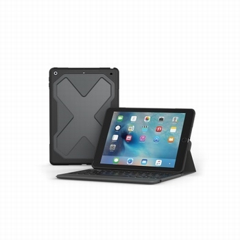 Zagg Messenger Folio Tablet Keyboard Case 9.7 inch