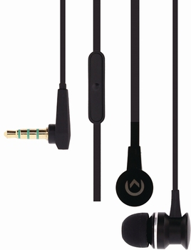 Mobilize Headset in Ear zwart