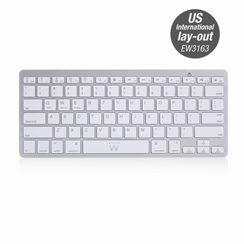 Ewent Ultra-Slim Bluetooth Keyboard
