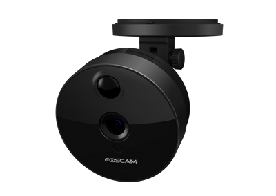 Foscam C1 indoor HD camera black