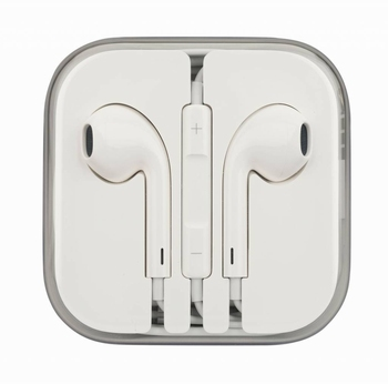 Apple stereo headset MD827ZM/A origineel