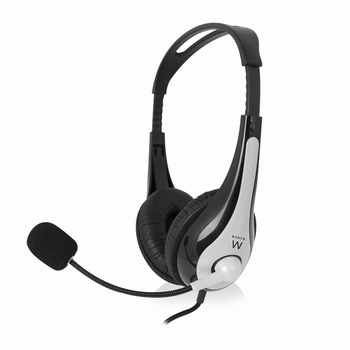Ewent Professional Headset with Microphone