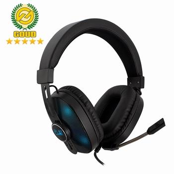 Play Over-ear Gaming Headset met microfoon en RGB leds
