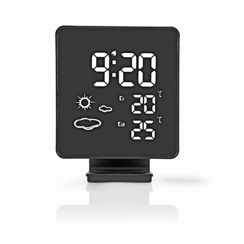 Nedis Weather Station met outdoor sensor