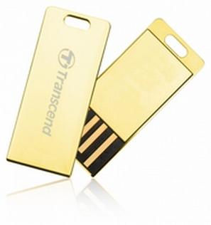 Transcend USB-Stick 32GB Goud