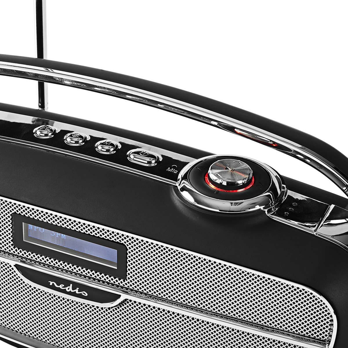 Nedis Digitale DAB+ Radio