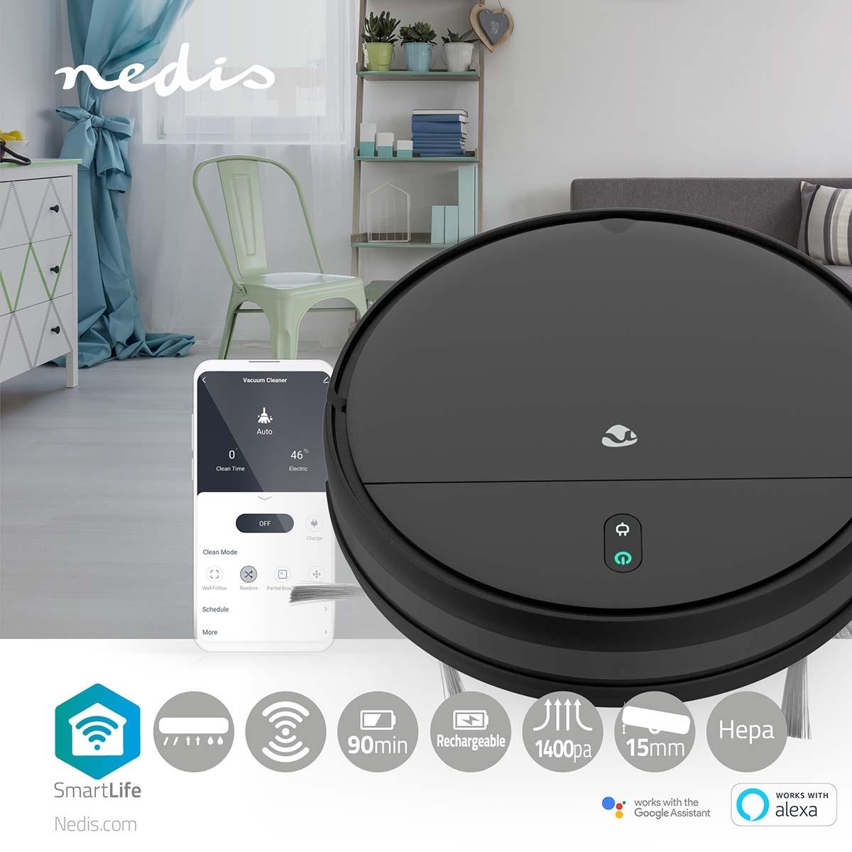 Nedis Robot Vacuum Cleaner