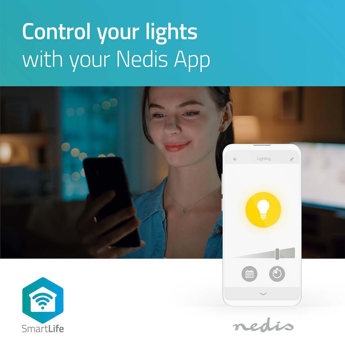 Nedis SmartLife LED Filamentlamp