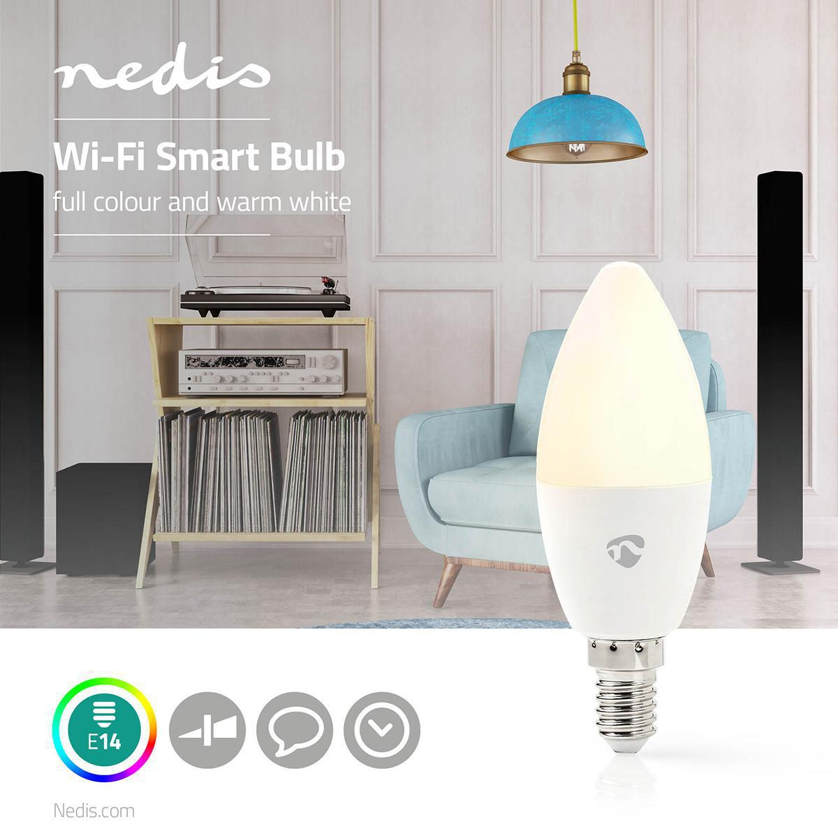 Nedis SmartLife Multicolour Lamp