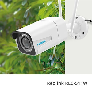 Reolink 5MP Dual Band WiFi Camera