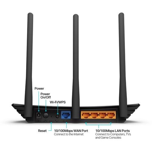 TP Link 450Mbps Wireless N Router