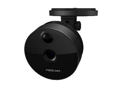 Foscam C1 indoor HD camera black