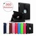 Universal 360 Rotation Case 10 Inch zwart