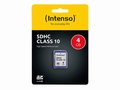 Intenso SDHC Card 4GB Class 10