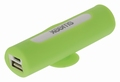 Sweex Draagbare Powerbank Lithium-Ion 2500 mAh USB Groen