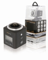 Camlink 360 graden 2K Panoramic Action Camera