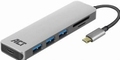 ACT USB-C Hub en Card Reader